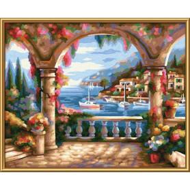 Villa aan Zee - Schipper 24 x 30 cm