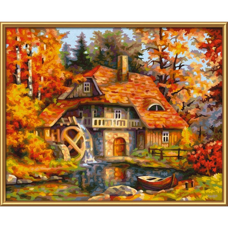 Vieux moulin