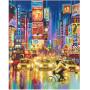 New York City - Times Square bij nacht