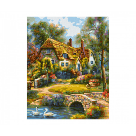 MNZ - Old English Cottage