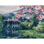 Oriental Expanses - Schilderen op nummer - 40 x 50 cm