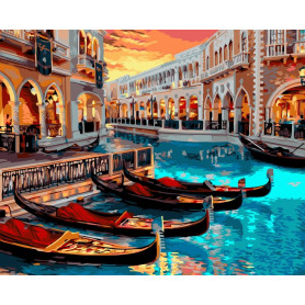 Venice - Paint by Numbers - 40 x 50 cm