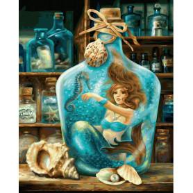 The Mermaid - Schipper 40 x 50 cm