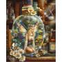 The Butterfly fairy - Schipper 40 x 50 cm