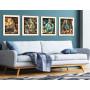 La fée-papillon - Schipper 40 x 50 cm