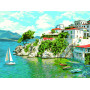 Skiathos - Paint by Numbers - 40 x 50 cm
