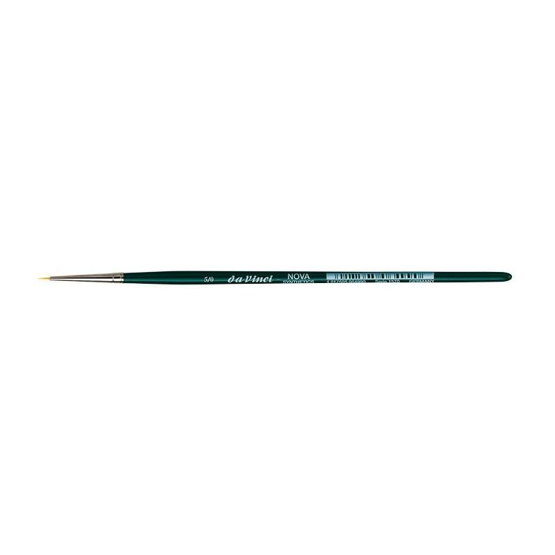 da Vinci Brush Nova size 5/0 - Synthetics series 1570