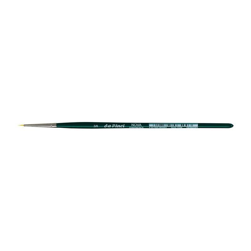da Vinci Brush Nova size 3/0 - Synthetics series 1570