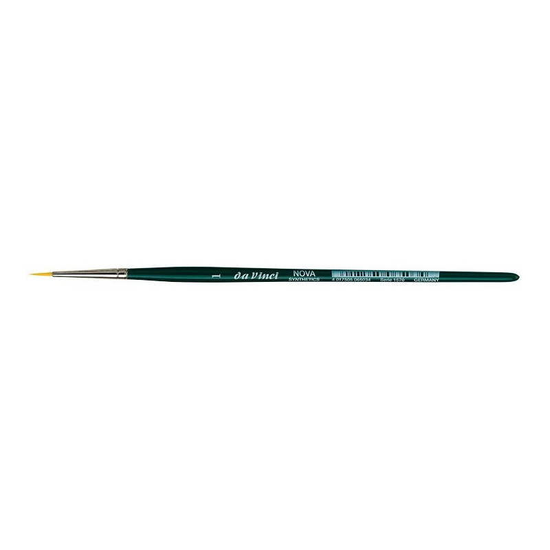da Vinci Brush Nova size 1 - Synthetics series 1570