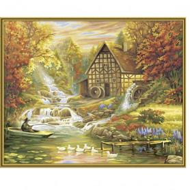 De herfst - Schipper 40 x 50 cm