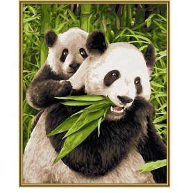 Pandas - Schipper 24 x 30 cm