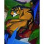 Stickit 41267 De tijger van Franz Marc