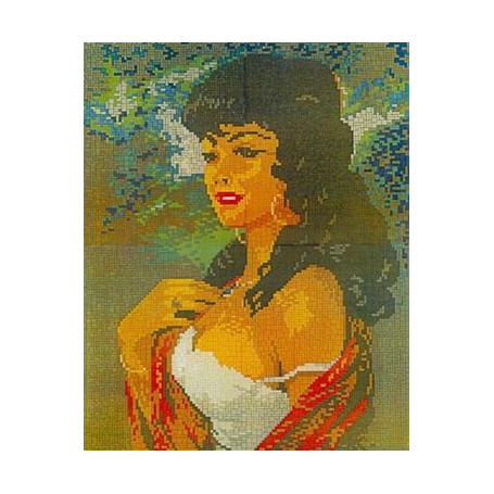 Stickit 41264 Black Lady